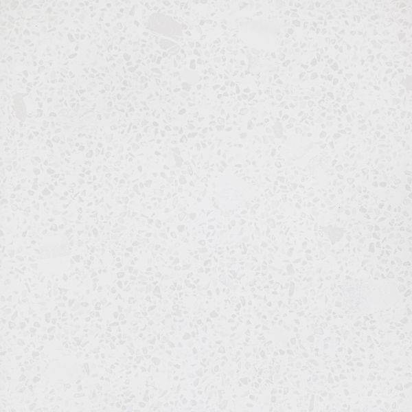 Trend White Terrazo Wall and Floor Tile