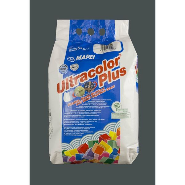 Ultracolor Anthracite (Charcoal) 114 Flexible Grout 5kg