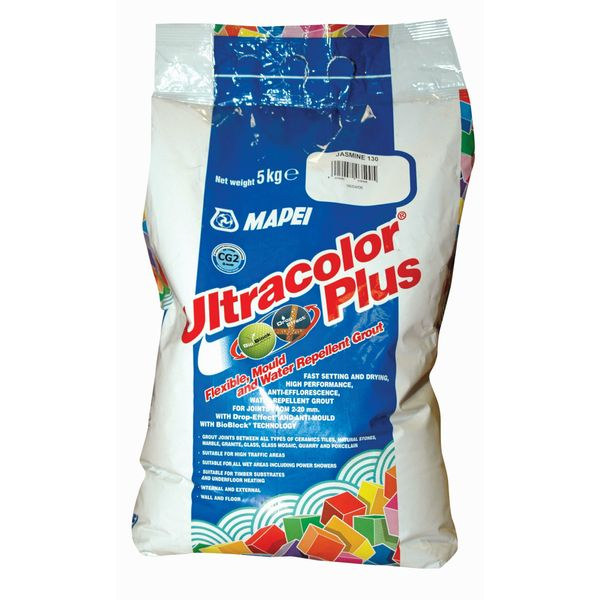 Ultracolor White 100 Grout 2kg