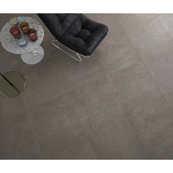 Urban Taupe Matt Porcelain Floor Tiles