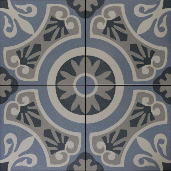 Victorian Centro Viena Decor Tiles