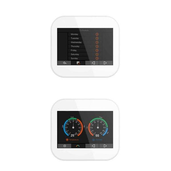 Ezewarm Wi-Fi Pro-Stat Thermostat White